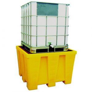 Bac de rétention pour 1 transicuve - compact -