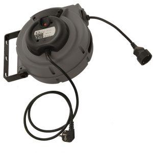 Enrouleur de câble électrique 15 m