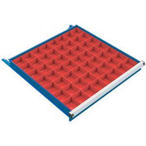 Bacs amovibles pour tiroir 70/75