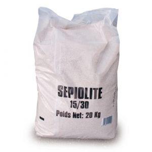Sac de sépiolite absorbant minéral