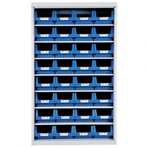 Armoire 760-960 à bacs sans porte