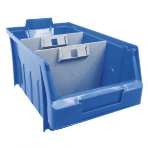 50 bacs à bec avec séparateurs de 8 litres