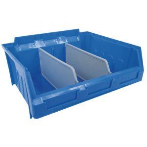 Bac à bec avec séparateurs de 16 litres (lot de 24)