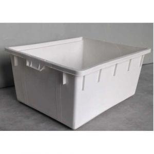 Bac GV 150 litres blanc