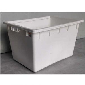 Bac GV 180 litres blanc