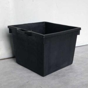 Bac GV 60 litres noir