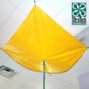 Bâche de rétention pour plafond - Dim : 305x305 cm