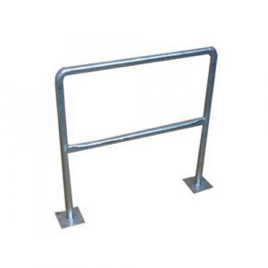Barrière de protection galvanisée
