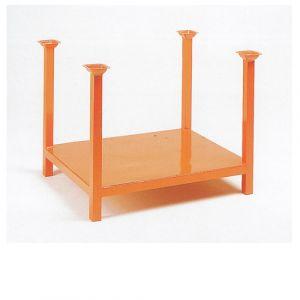 Berceaux pour charges longues plateau tôle ou en bois