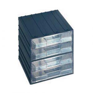 Lot de 4 blocs tiroirs fixes