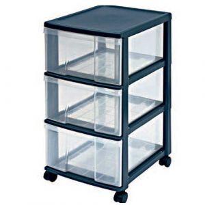 Bloc tiroirs mobile