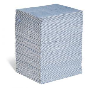 100 feuilles d'absorbant universel