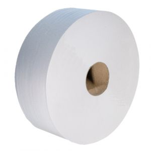 Lot de 12 rouleaux papier toilette pour dévidoir - 180 m