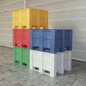 Caisse palette maxi couleur verte 620 litres