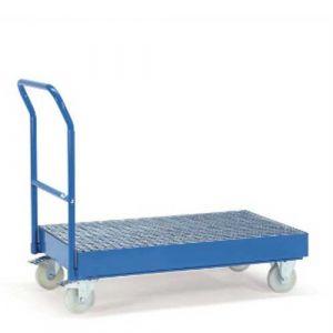 Chariot porte-fûts - Charge 400 kg