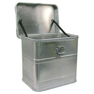Coffre en aluminium 40 litres avec couvercle