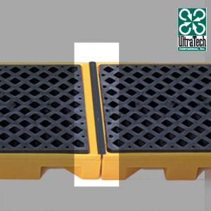Joint d'étanchéité pour connecteur de plateforme de rétention