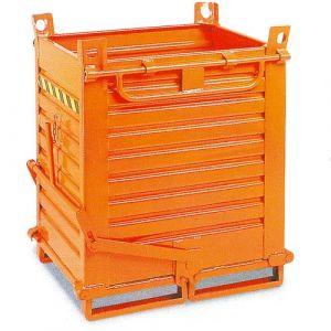 Conteneur compact à fond ouvrant 2 panneaux