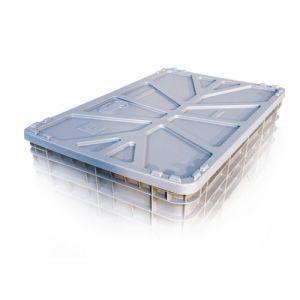 Couvercle pour caisse plastique 550L