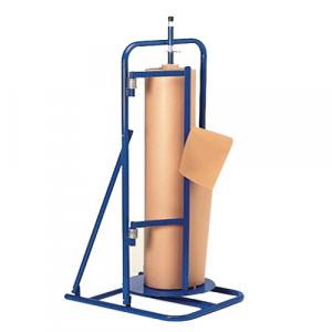 Dérouleurs verticaux pour papier kraft