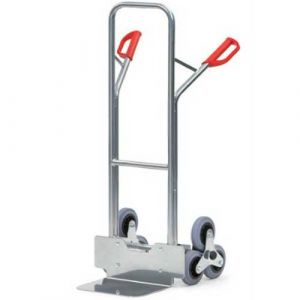 Diable escaliers en aluminium - charge 200 kg