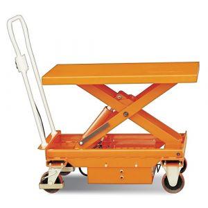 Table élévatrice électrique mobile 750 kg