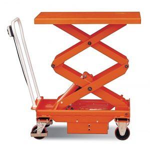 Table élévatrice électrique mobile 500kg - double ciseaux