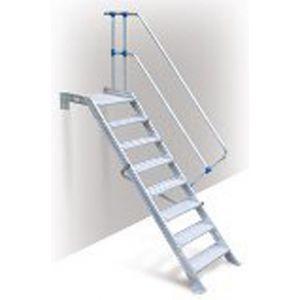 Escaliers 45°