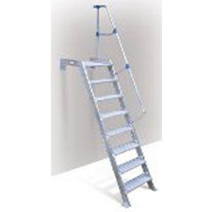 Escaliers 60°
