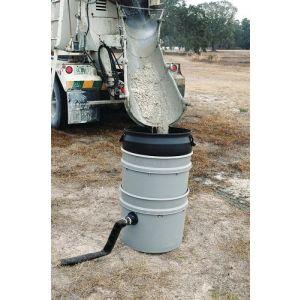 Filtre nettoyage camion béton