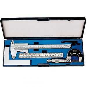 Jeu d'outils de mesure de précision, 4pcs.