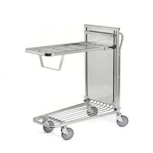 Chariot à plateaux 960x525x1030-Sans frein
