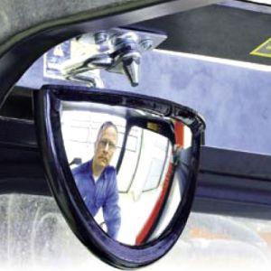 Miroir rétroviseur 25 cm