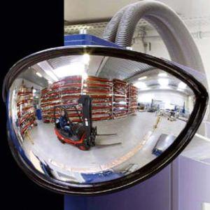 Miroir industriel 62 cm
