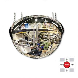 Miroir de surveillance 360° Ø 50 cm