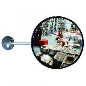 Miroir de surveillance pour magasin ou voirie