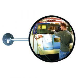 Miroir industriel panoramique