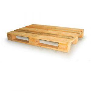 Palette lourde bois 1200x1000 mm