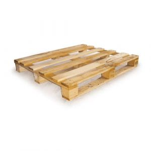 Palette semi lourde bois 1200x1000