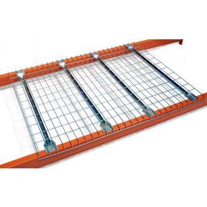 Plancher métallique 4 omégas 1340x1050 mm - 1000 kg