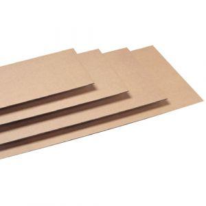 Lot de 10 plaques carton pour emballage