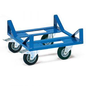 Plateau roulant pour objet long ou rond
