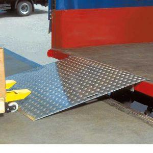 Ponts de chargement en aluminium