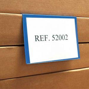 Porte étiquette pour carton 235x170+60 mm A5
