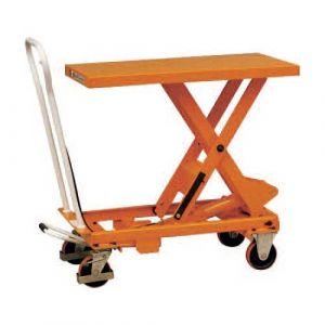 Table élévatrice simple ciseau - Force 750 kg