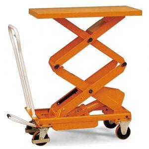 Table élévatrice double ciseau - Force 300 kg