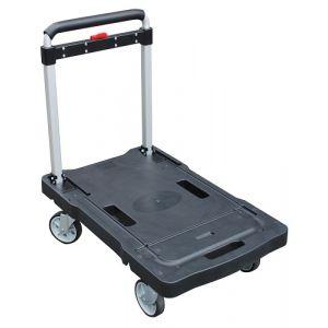 Chariot plateforme plastique - 150 kg