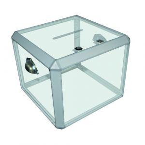 Urne pour 800-1000 bulletins - sans compteur