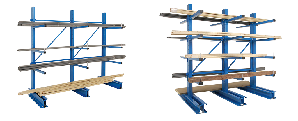 cantilever simple ou double