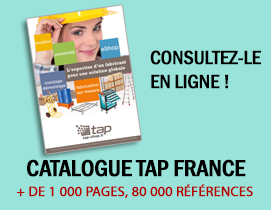 Consulter le catalogue TAP France